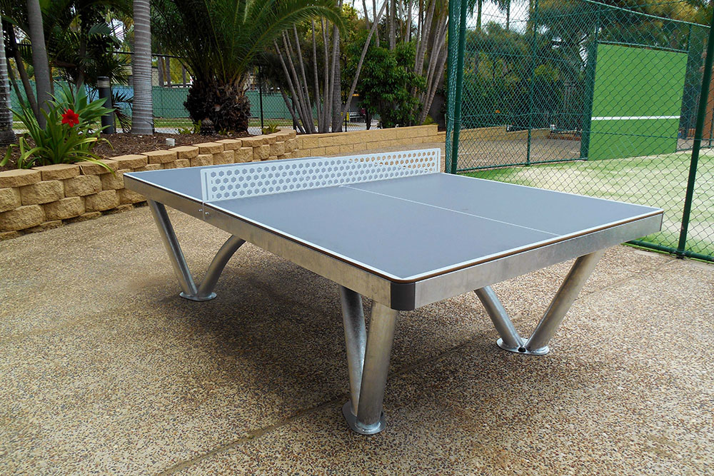 Table Tennis Table at Brisbane Holiday Village
