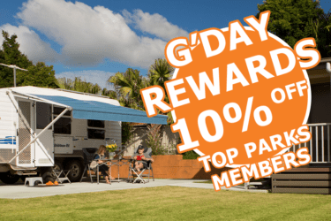 G'day Rewards Members Discount