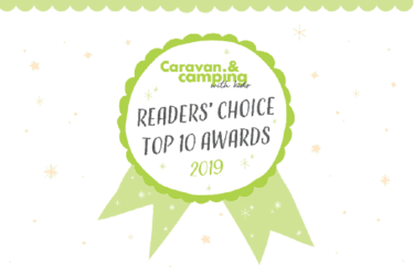 Caravan & Camping Awards – We are a Top Holiday Park!