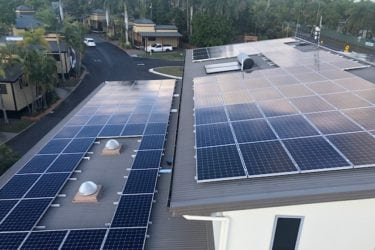 Solar Panels: Eco-friendly sustainability on the rise at BHV