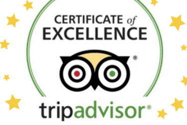 Trip Advisor Hall of Fame – BHV Award for Excellence