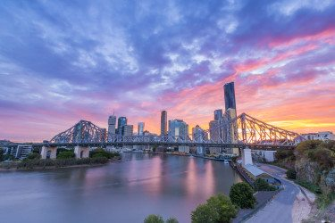 Winter Escapes – Brisbane City