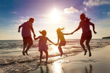 5 Benefits of a Family Holiday