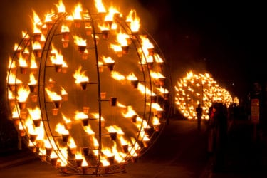 Fire Gardens burn into Brisbane Festival this September